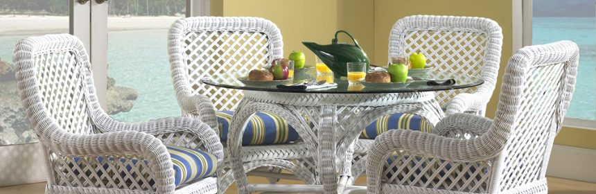 Wicker Furniture Has Survived Centuries Of Existence Dating All The Way Back To Roman Empire In Todays Modern Era Contemporary Design
