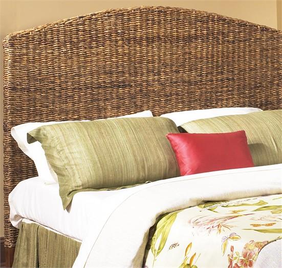 Diy seagrass headboard - Seagrass Headboard King Size Wicker Paradise