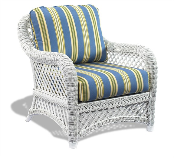 white wicker chair lanai wicker paradise