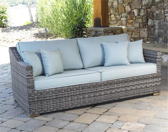 Outdoor Wicker Sofas | Browse Our Extensive Outdoor Wicker Sofa ...