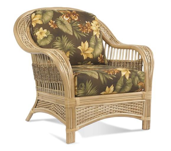 Rattan Chair - Tropical Breeze